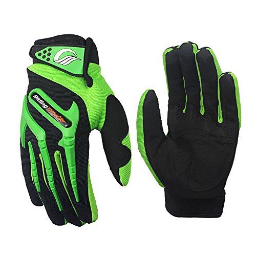 LKN - 1 par de guantes protectores para motocross