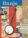Banjo for Beginners: An Easy Beginning Method, Book & CD