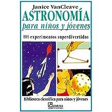 ASTRONOMIA NI¥ JOV BIBL-CIEN