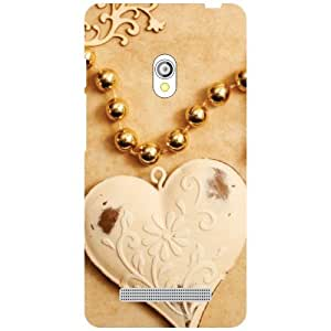 Printland Heart Phone Cover For Asus Zenfone 5 A501CG