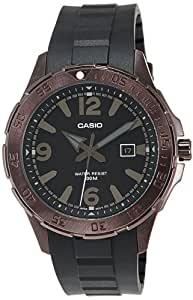Casio Enticer Analog Black Dial Men's Watch - MTD-1073-1A1VDF (A697)