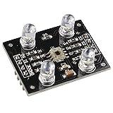 HALJIA TCS230 TCS3200 Color Recognition Detector Sensor Detector Module for MCU Arduino