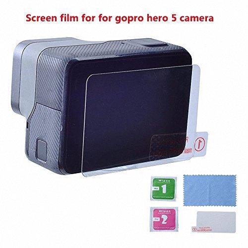 Galleria fotografica Custodia protettiva impermeabile con supporto a sgancio rapido e vite per GoPro Hero 5 Action Camcorder