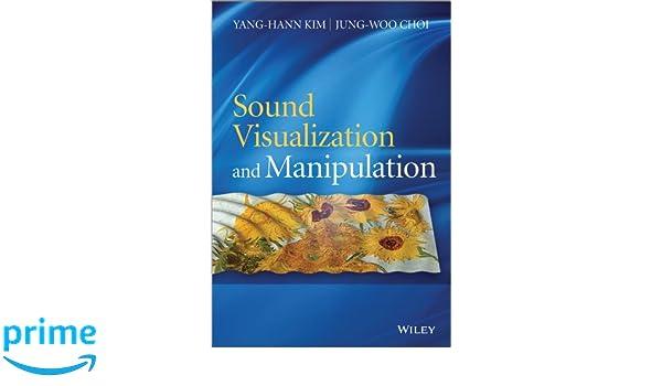 Sound Visualization and Manipulation