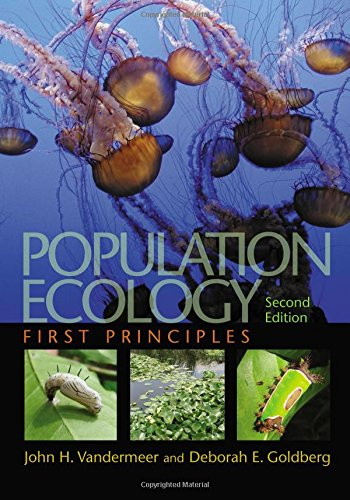 Population Ecology: First Principles, Second Edition