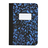Wintec FileMate TC450 Composition Book Folio Case for iPad Mini Blue Model 3FMTC450BL8-R