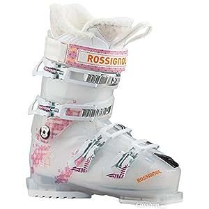 Rossignol - Chaussure de ski Rossignol Vita Sensor2 70 Snow White - Femme - 26.5 MDP (41)