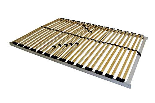 XXL Lattenrost auch für Schwergewichtige Schwerlast bis 200 kg , Betten-Abmessung:90 x 200