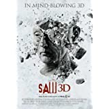 Saw 3D Poster (27 x 40 Inches - 69cm x 102cm) (2010) Swiss