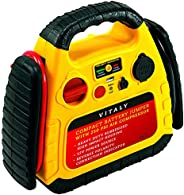VITALY 12V JUMP-STARTER WITH AIR COMPRESSOR