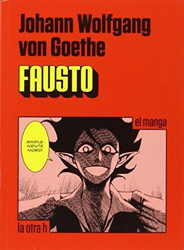 Fausto. (El manga)