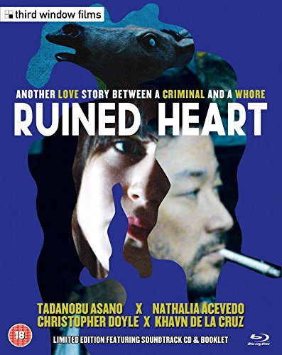 Ruined Heart: Another Love Story Between a Criminal and a Whore (Limited Edition with Soundtrack CD) [Blu-ray] [Edizione: Regno Unito]