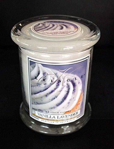 Kringle Vaniglia e lavanda candela 4.5oz 20ore, con un 3
