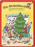 Pixi Adventskalender mit Weihnachtsbaum 2019: mit 24 Mini-Pixi