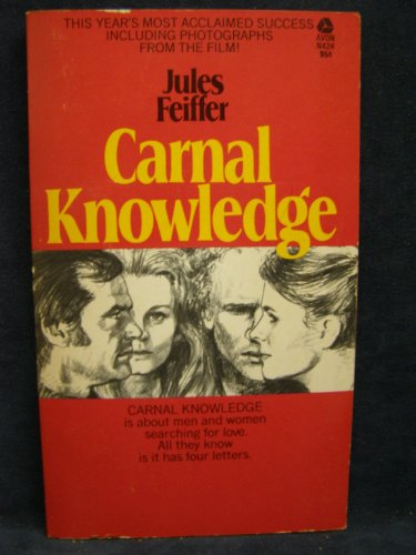 Carnal Knowledge: Screenplay (Penguin plays)