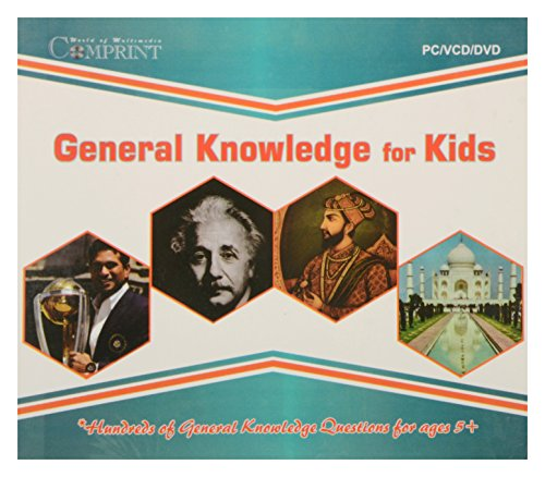 General Knowledge for Kids- CD-ROM