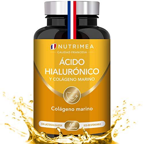 Colageno, Acido Hialuronico Capsulas, Vitamina A, Piel Huesos Articulaciones, Antiedad...