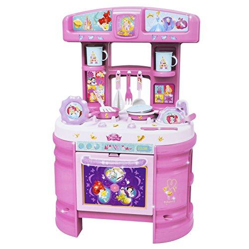 Sbildo 760007101 - disney princess cucina grande con accessori prezzo promo
