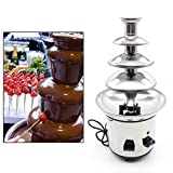 4 Levels Chocolate Fountain Chocolate Fountain Chocolate Fountain 170 Watt Chocolate Cream Maximum
