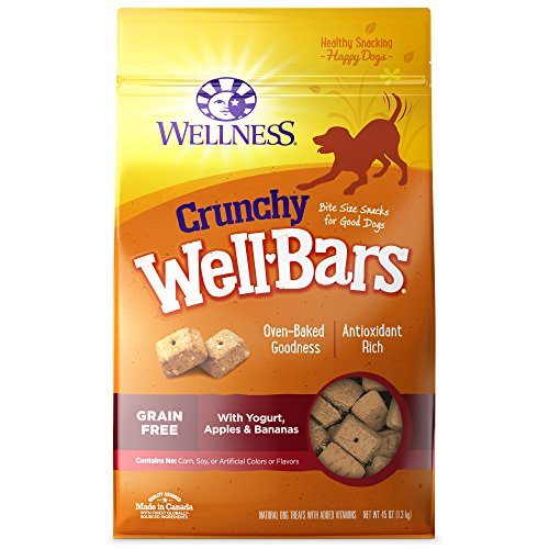 Artikelbild: Wellness Natur wellbars Crunchy Hund behandelt