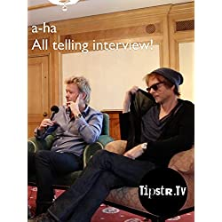 Meeting A-ha - All telling interview [OV]