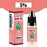 CBD E Liquids 10ml mit 500mg 5% Cannabidiol Made in EU,STARKIT® Erdbeere Geschmack Nikotinfrei CBD Vape Öl für E Zigarette Starter Set E Shisha,PG70/ VG30 Ohne Nikotin,Ohne THC (Erdbeere, 500mg)