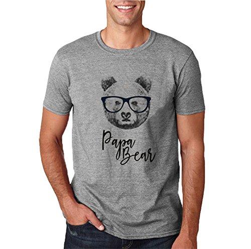 Familie Unterstützung Kurzarm T-Shirt Frau Männer Baby Boy Girl T-Shirt Bluse Cartoon Tie ()
