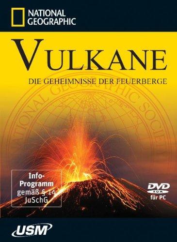 National Geographic: Vulkane - Die Geheimnisse der Feuerberge