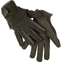 Hkm Thinsulate–Guantes de equitación Guantes de invierno, mujer, color negro, tamaño small