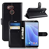 HDOMI HTC Desire 12S Case,High Grade Leather Wallet whith