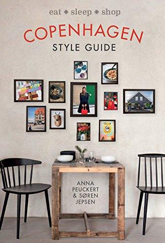 Copenhagen Style Guide por Anna Peuckert
