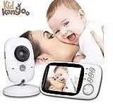Babyphone mit Kamera für Babys, Sichere Babyüberwachung, 2,4