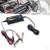 NInyas Automatik-Ladegerät Vielseitiges Batterieladegerät für Autobatterien