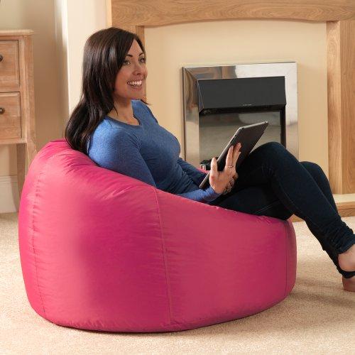 bean-bag-bazaarr-panelled-xl-bean-bag-chair-indoor-outdoor-extra-large-bean-bags-pink