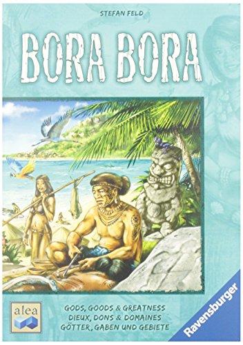 Alea / Ravensburger 26915 - Bora Bora Strategiespiel (Bora Bora Hat)