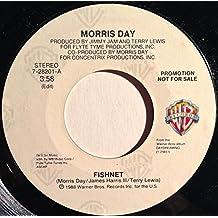 "Fishnet 7 Inch (7"" Vinyl 45) Canadian Warner 1987"