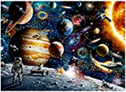 Space Puzzle Jigsaw Planets in Space Jigsaw
