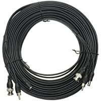 Cable coaxial 20 metros RG59 + DC + audio