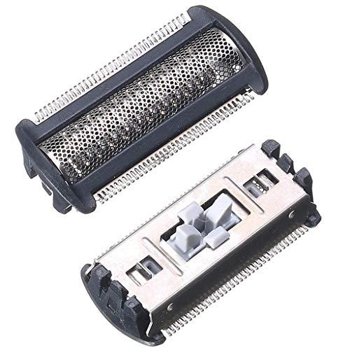 CUEYU Elektrorasierer Ersatzscherteil Shaver Head Foil für Philip Norelco Bodygroom BG2036 BG2038 BG2040 TT2040 -