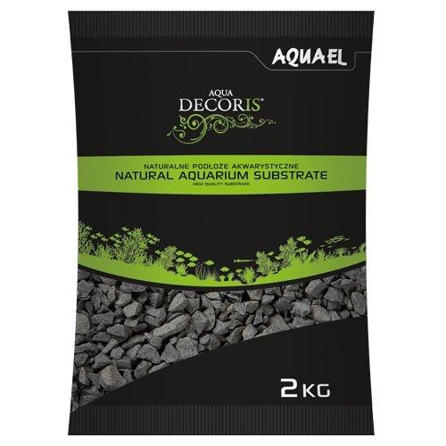 AquaEl Gravier de Basalte 2 – 4 mm – 2 kg