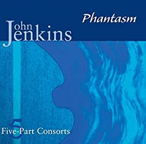 John Jenkins - Five-Part Consorts