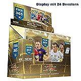 Panini 2015 FIFA 365 Adrenalyn XL Cards 24-Booster Display