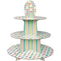 Unique Party 54413 - Pastel Baby Shower Plastic Tablecloth