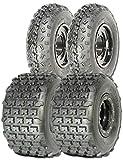 Goldspeed Quad ATV Rush Reifensatz PRO 1F 21x7-10 & 20x11-9 für Dinli 300 450