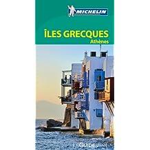 Le Guide Vert Iles grecques, Athènes Michelin