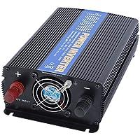 Pennyyoga El Alto Rendimiento modificó el Transformador 1000W 12V del Voltaje de la Onda sinusoidal al Enchufe de la UE del convertidor del convertidor del inversor 230V
