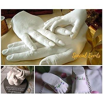 Foot Hand Life Casting Skinsafe Moulding Impression Compound 1 x 900g Alginart Chromatic ALGINATE