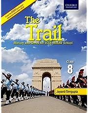 THE TRAIL 8: HISTORY & CIVICS FOR ICSE