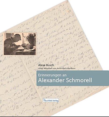 Erinnerungen an Alexander Schmorell