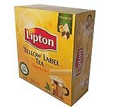 Lipton Yellow Label Tee, Schwarztee, 100 Teebeutel